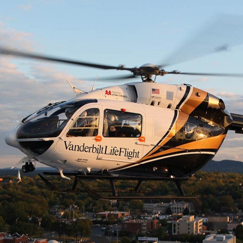 Vanderbilt LifeFlight recognised with Star of Life Awards