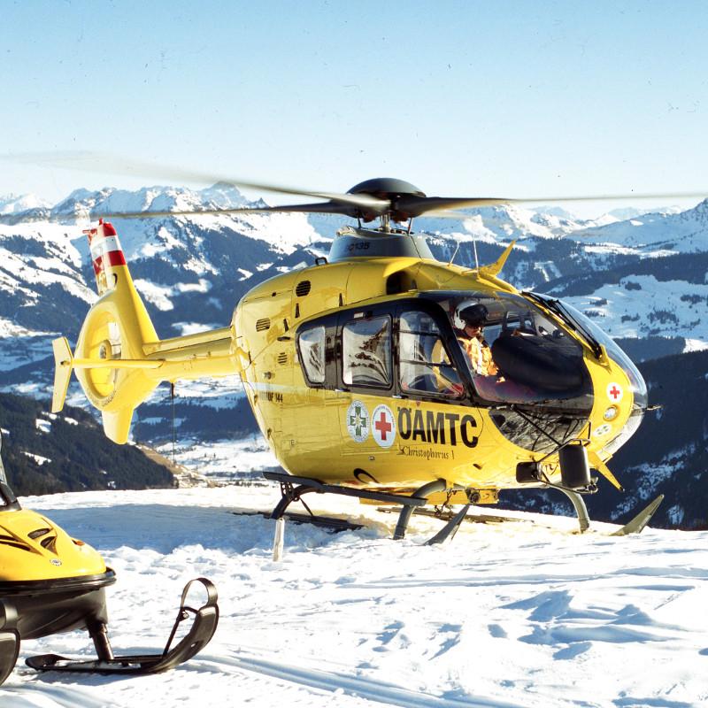 ÖAMTC Air Rescue starts fleet modernization with five Airbus H135
