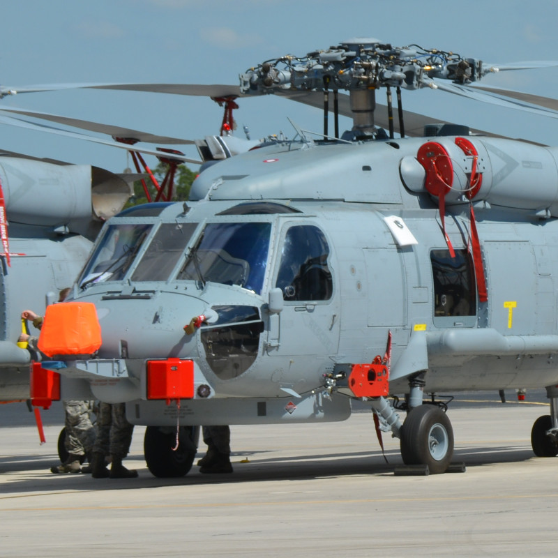Lockheed Martin awarded $8M contract for engineering support of MH-60R/S
