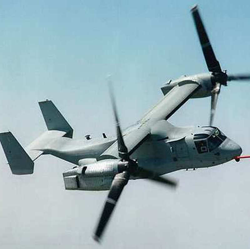 Bell Boeing awarded $9M for V-22 control display unit work