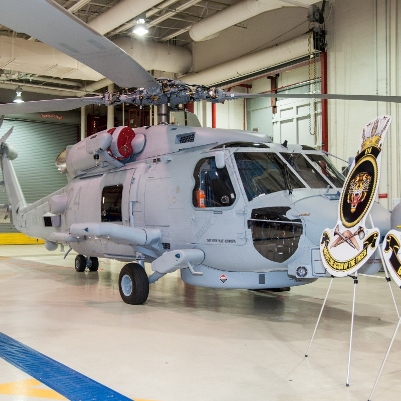 Sikorsky Australia Awarded $10m RAN MH-60R Sustainment Contract Expansion