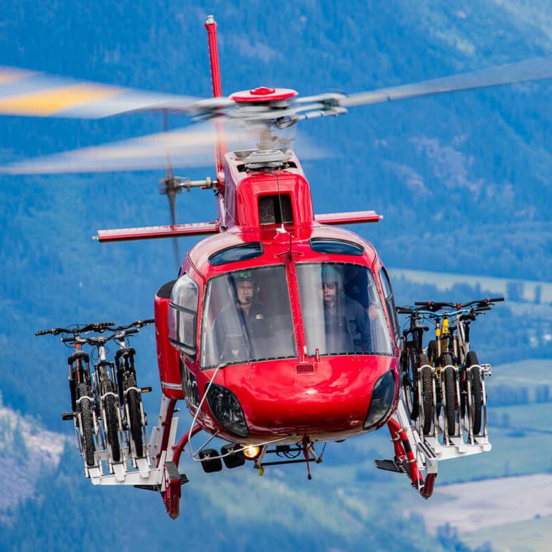 Heli biking tour operation proposed for Tatla Lake area