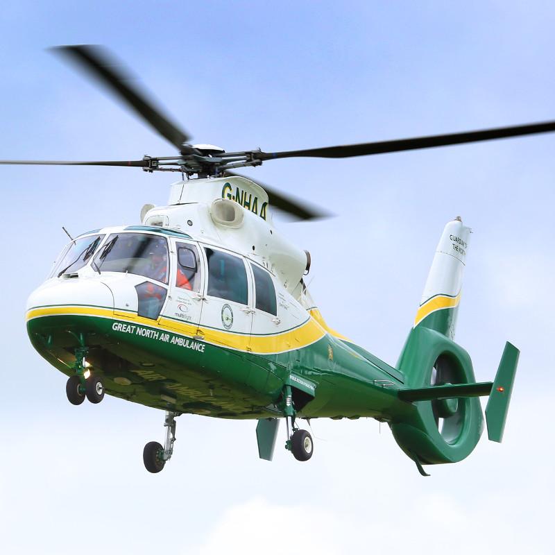 New Chief Pilot at Great North Air Ambulance Service