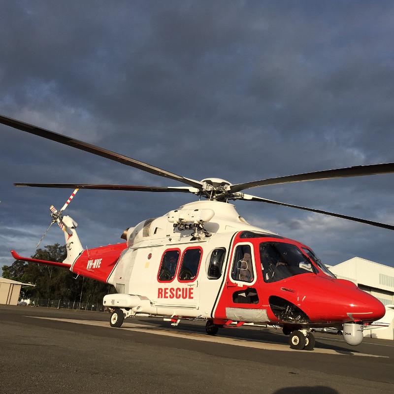CHC becomes first Australian operator to meet major milestone