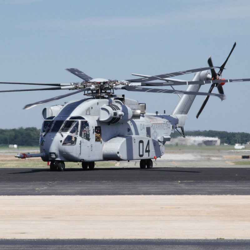 Sikorsky awarded $17M modification on CH-53K LRIP contract
