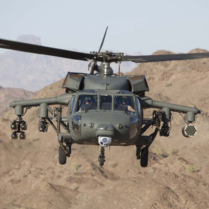 First Aviation Announces Expansion of S-70 Blackhawk Rotor Blade Capability