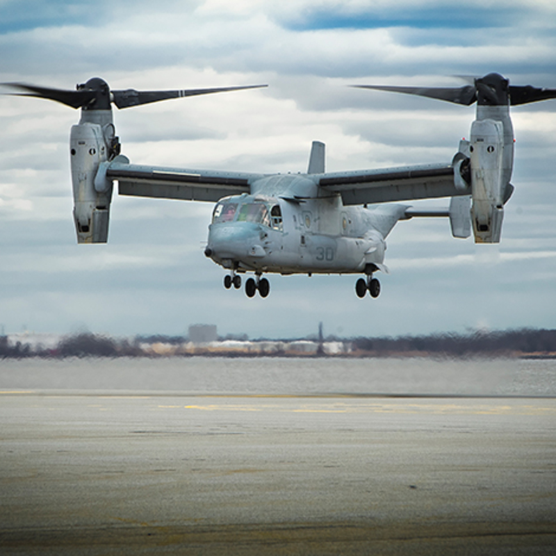 Textron awarded $11M contract for logistics and repair of MV-22B, CMV-22 and CV-22
