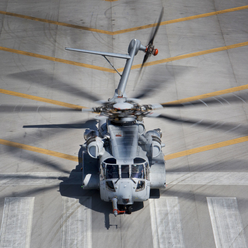 US Foreign Military Sale of CH-53K to Israel