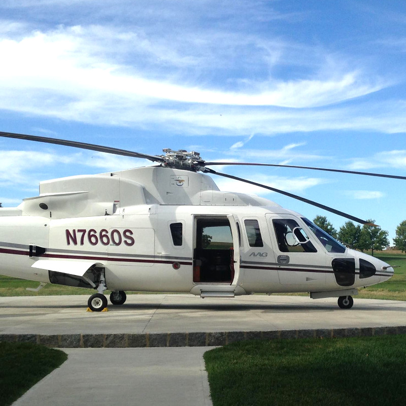 FXAIR launches NYC-Hamptons S76 packages with guarantees