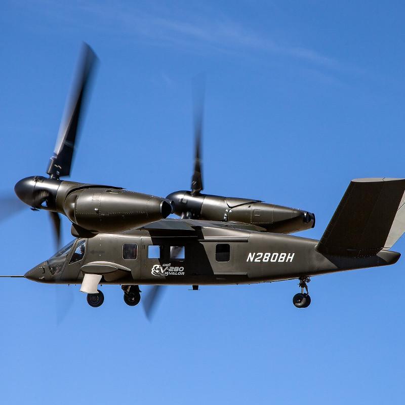 Safran selected to provide Landing Gear System for Bell V-280 Valor
