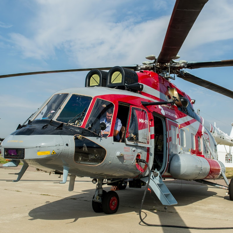 Russian Helicopters parent launches engineer training program