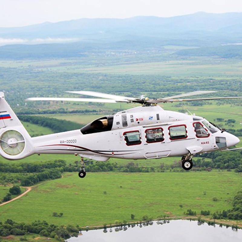 Ka-62 Gets Improved Equipment Management System