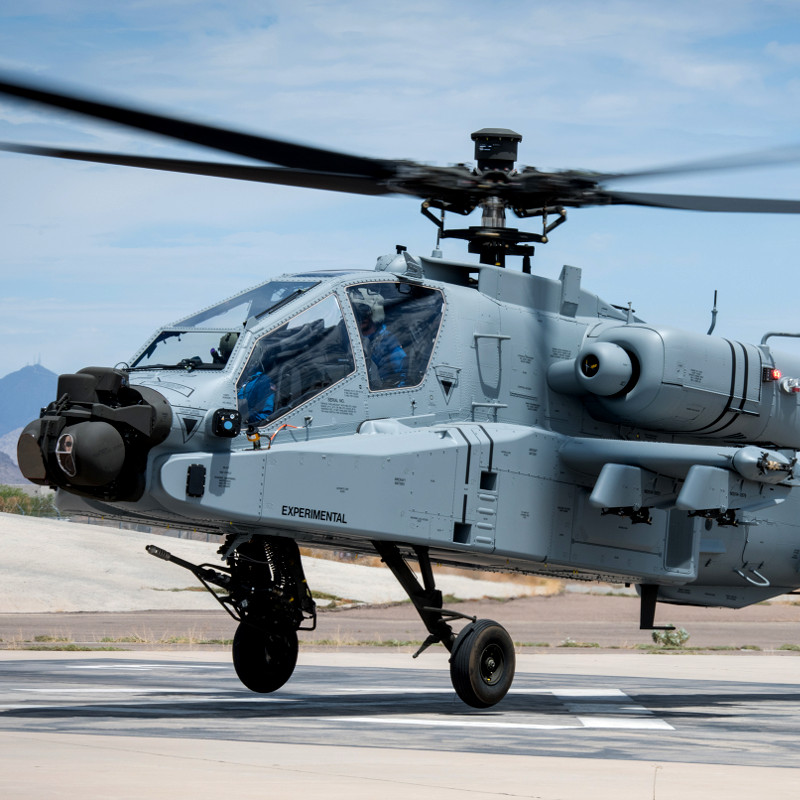 Boeing awarded $436M more on Apache AH-64E contract