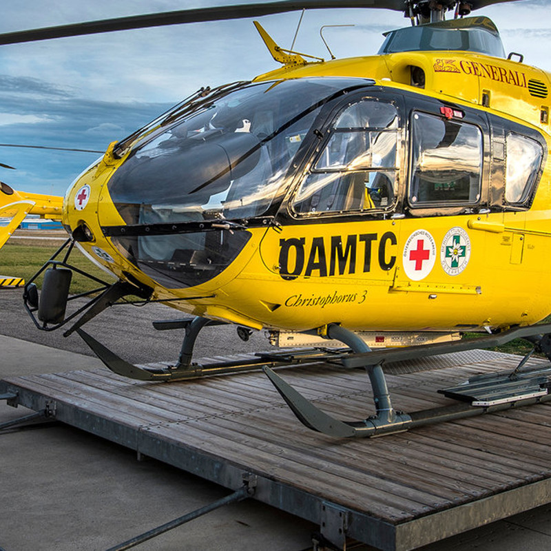 ÖAMTC air rescue and RotorSky – competent partners in training