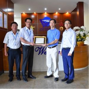 VNH South wins safety award
