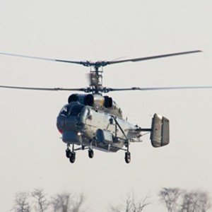 Modernized Ka-27M enters service with Baltic Fleet