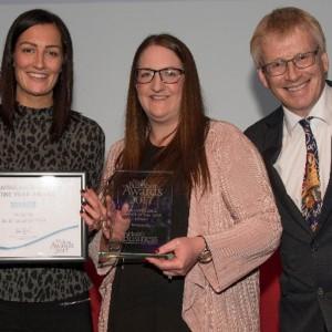 Yorkshire Air Ambulance Wins National Award