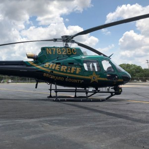 Metro delivers H125 to Broward County