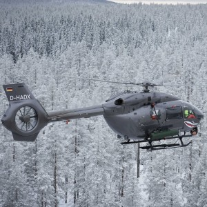 H145M successfully launched 70mm Laser Guided Rockets
