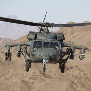 Sikorsky Receives FAA certification for the S-70M Black Hawk