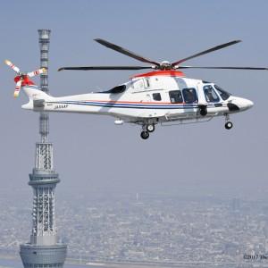 Asahi Broadcasting Corporation chooses AW169