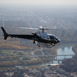 New Edmonton police helicopter escapes budget cuts