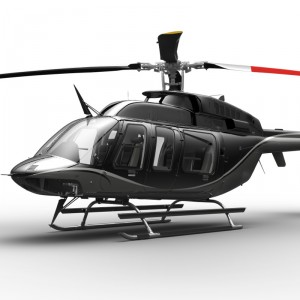 Bell launches new B407GXi at HAI Heli-Expo