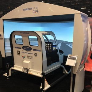 Precision Flight Controls and Ryan Aerospace develops B206 simulator