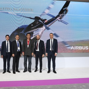 Airbus Helicopters announces more sales in Japan