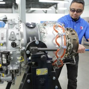 Dallas Airmotive reduces PW206C Engine Overhaul TAT
