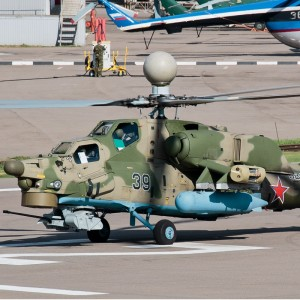 Russian Have Started the Production of the 2nd lot of MI-28UB