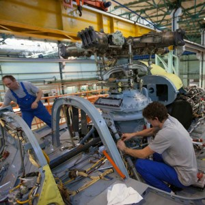 Russian Helicopters to Introduce a Remote Aircraft Repair Training System