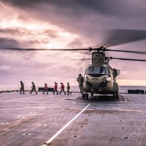 Australia reports on CH-47F trials