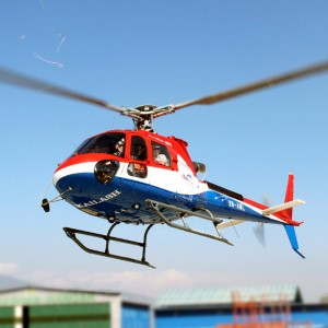 Nepal issues Air Operator Certificate to Kailash Helicopters