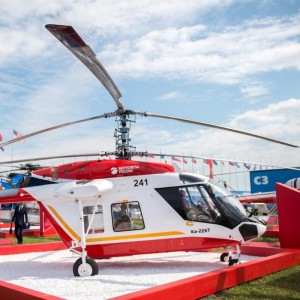 Rosaviation Certified Ka-226T for Operation Under High Temperatures