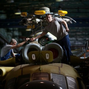 Russian Helicopters Ramps up Foreign Aircraft Repair Volumes