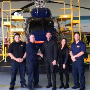 SAFE Structure sells Nassau County Police with Bell 429 maintenance stands