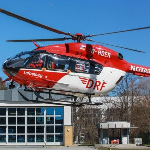 DRF upgrades Christoph 47 base from BK117 to H145