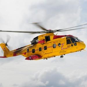 Leonardo Congratulates Royal Canadian Air Force