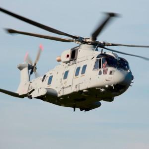 First Leonardo AW101 Commando Merlin delivered to the Commando