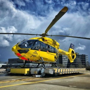 New rescue helicopter in Ulm officially put into service