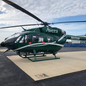 Metro Aviation delivers H145 to Avera Careflight