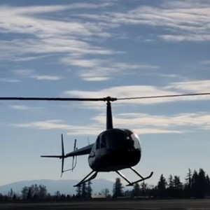 Heliport of Russia delivers R44 with autopilot