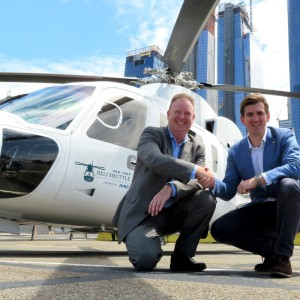 Biggin Hill Airport sets up Heli shuttle in New York