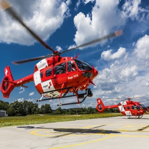 Airbus delivers first H145s to Rega