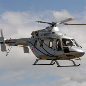 Russian Helicopters tests flight envelope of Ansat to 8200ft