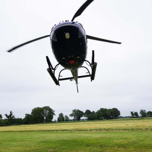 Astronics Enhanced Vision Systems Receives Approval for AS350s