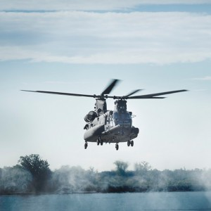 Boeing Receives Contract for Four Special Operations Chinooks