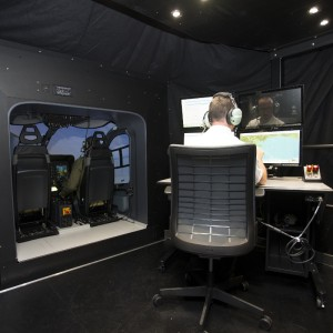 CAE launches CAE 700MR Series flight training device