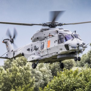 NH90 Sea Lion starts Qualification phase